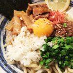 那覇・前島「麺屋れもん」で「海老塩れもん 」のまぜ麺を食べた!