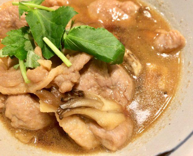 丸亀製麺の鴨つけ汁うどんのつけ汁