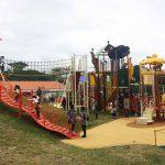 【新しい大型遊具】浦添大公園の新しい遊具が楽しすぎる!