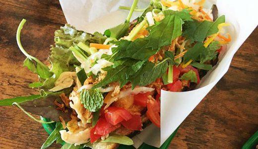 【テイクアウト】那覇の壺屋にあるベトナム料理「コムゴン」で激旨バインミーを食べてきた