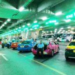 【子連れバンコク】スワンナプーム空港のタクシー乗り場へスムーズに行く方法
