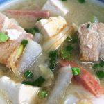 子連れオススメ!沖縄・豊見城「海洋食堂」でみそ汁を食べてきた!地元民・観光客に親しまれるお店