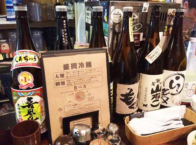 ちるりの日本酒