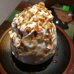 沖縄・北谷浜川『氷ヲ刻メ(コオリヲキザメ)』で高級かき氷!塩キャラメルグラノーラを食べてきました!