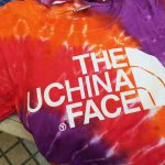 那覇・平和通りを散歩しててたまたま見つけたお店「YuraYura」でナイスデザインのパロディTシャツをゲットした。