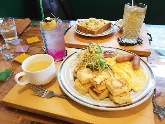 八重瀬町『ひょうたんカフェ』でモーニングを食べてきた!フレンチトーストはやっぱり外せない♪