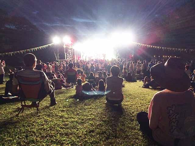 フェスレポ!沖縄県民の森でキャンプインフェス!goout camp ryukyu 2018へ行って音楽・食・自然遊びに身も心も満たされました
