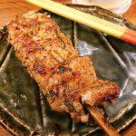 那覇泊・串焼き煮込み『カメチヨ』のつくねが美味しいからとにかく食べてみてほしい