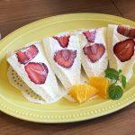 那覇・のうれんプラザ『ラクンチーナ』でフルーツサンドとホットサンドイッチで軽めのランチを食べてきた!