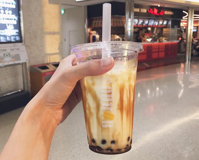 ドトールコーヒーのタピオカ