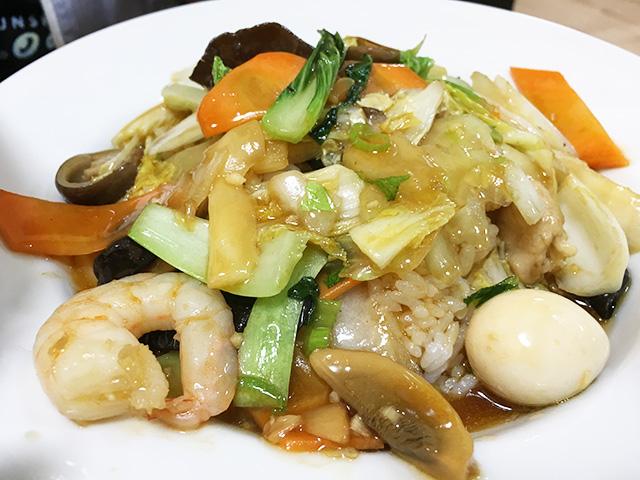 中華飯定食