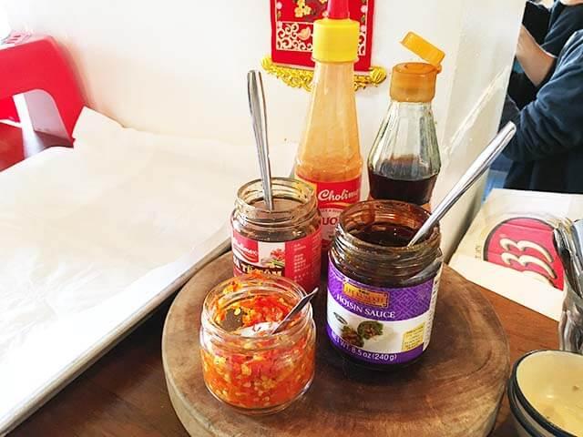 ベトナムの調味料5種類